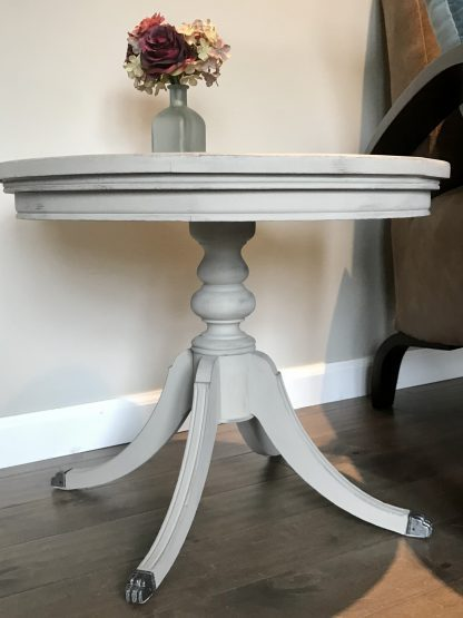 Tile top end table